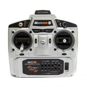 Аппаратура радиоуправления Microzone MC6