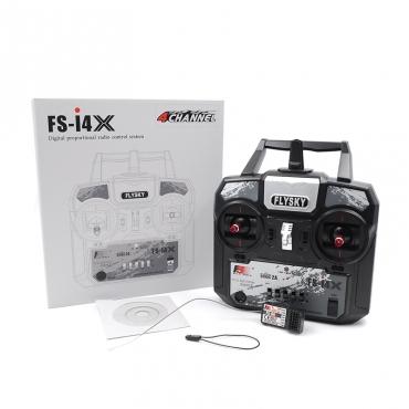 Аппаратура радиоуправления FlySky FS-i4X 2.4Ггц
