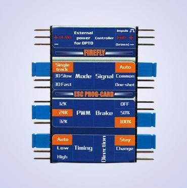 Програмкарта для регуляторов Maytech ARM