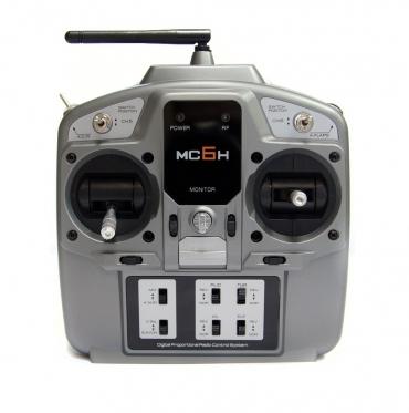 Аппаратура радиоуправления Microzone MC6H