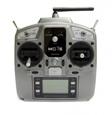 Аппаратура радиоуправления Microzone MC7S