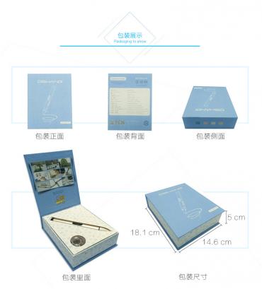 3D ручка DEWANG X4 (золотая)