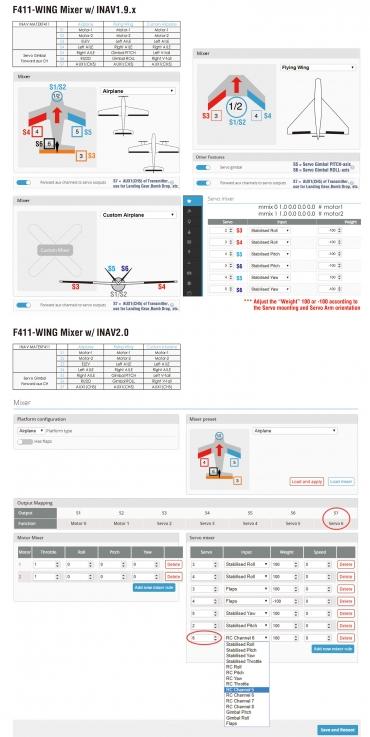 Полетный контроллер MATEKSYS F411-WING (new)