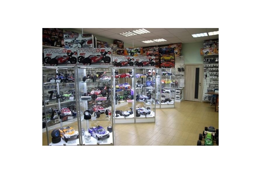 """магазин радиоуправляемых моделей """"Спорт и Хобби"""""""